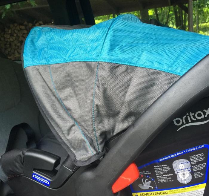 Britax B Safe  Infant Car Seat Ams