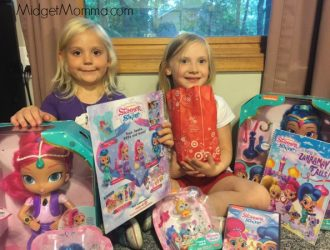 Party Time with Shimmer and Shine