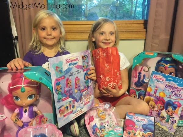 Shimmer and Shine Party 1