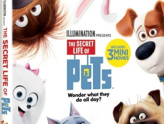 You will have Lots of Fun with The Secret Life of Pets Bonus Features!!