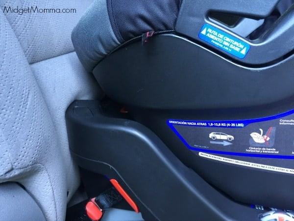 Britax Car Seat Cover Installation