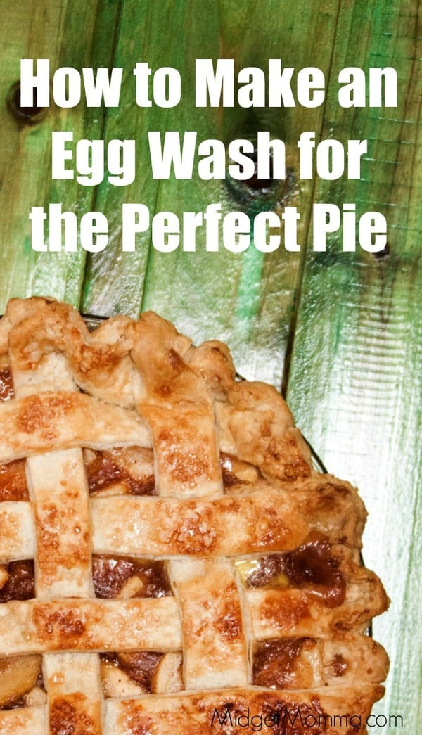 How to make Egg Wash