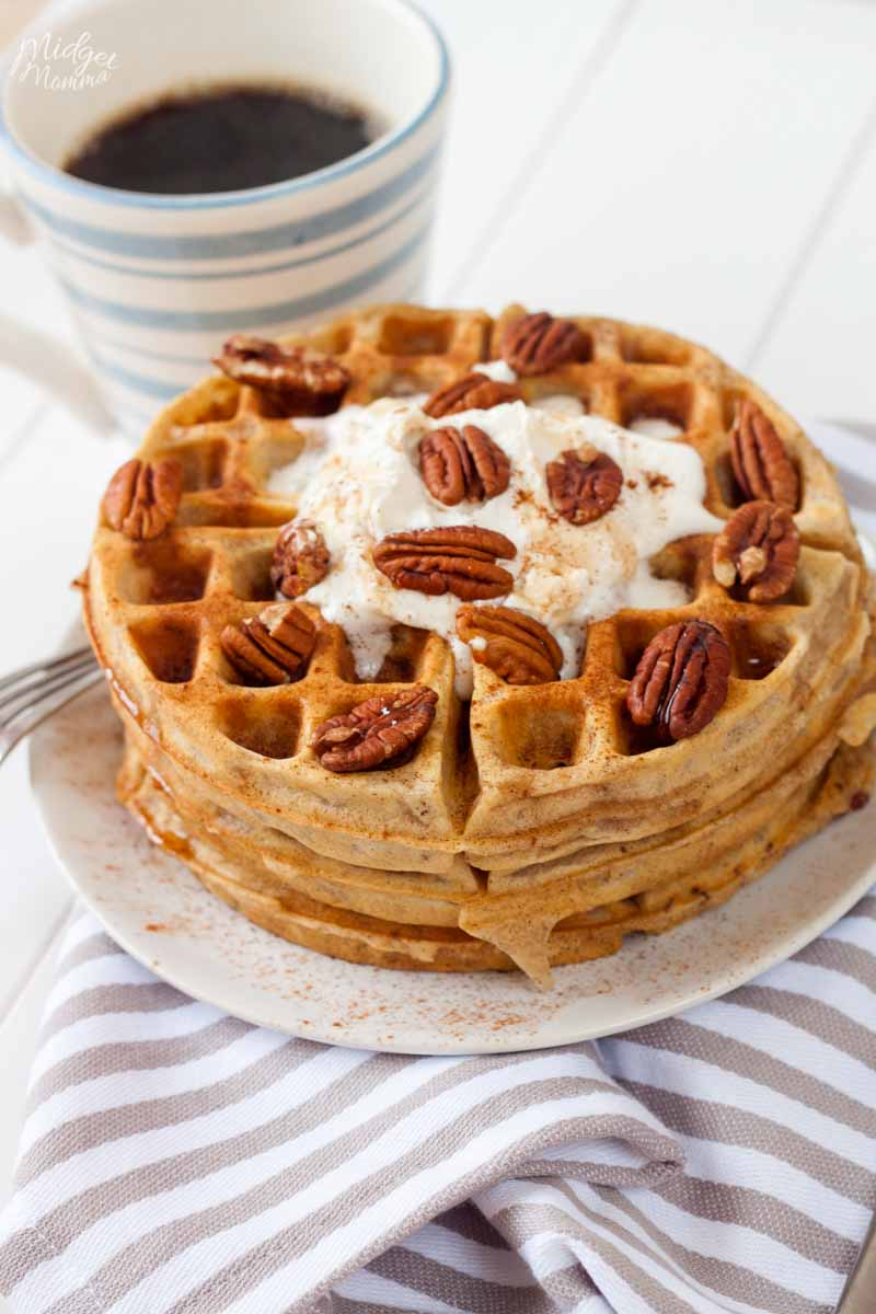 maple and pecan