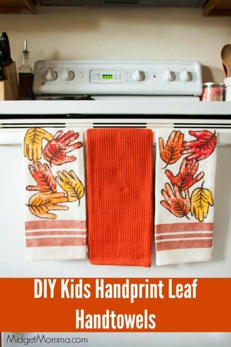 diy-leaf-hand-towels