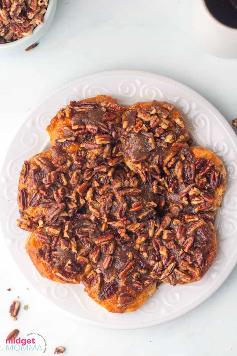 easy pecan sticky buns