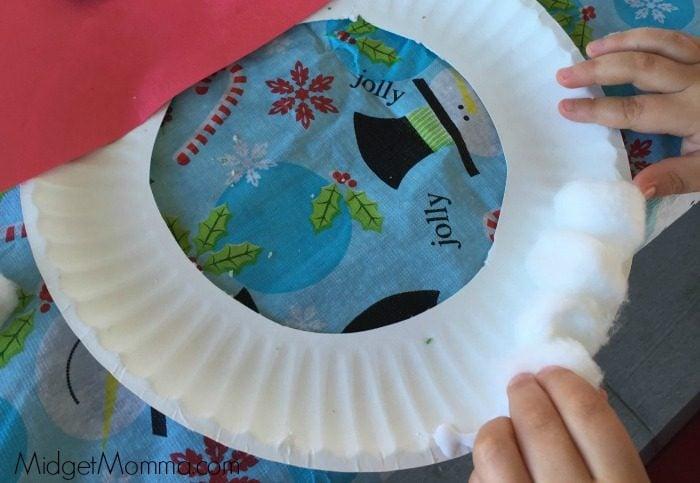santa-mask-1 & Santa Paper Plates Mask u2022 MidgetMomma