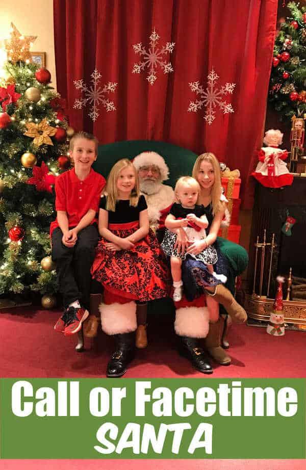 santas phone number- Call santa for FREE with Santa's Phone number. You can also Facetime Santa!