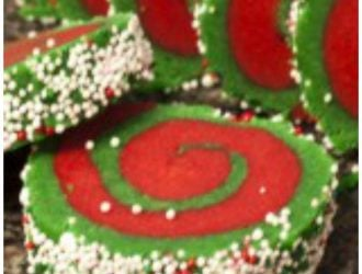 Whoville Cookies (Christmas Sugar Cookie Recipe)