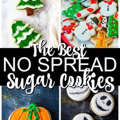 the best no spread sugar cookies recipes