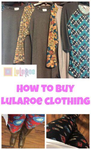 How to Buy LuLaRoe clothing