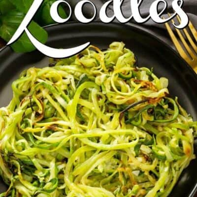 How to Make Zoodles