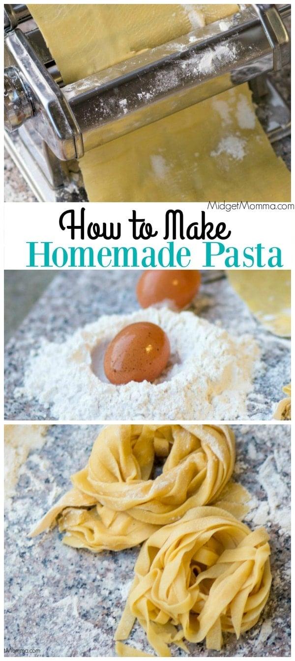 Homemade Pasta Midgetmomma
