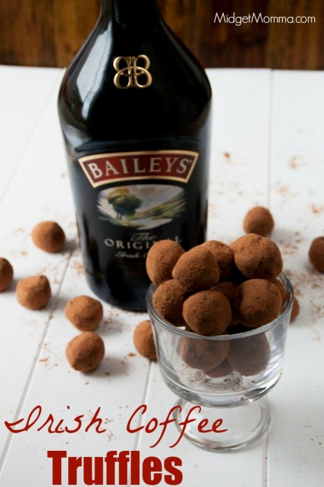 Irish Coffee Truffles