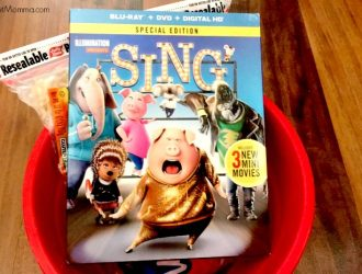 6 Must Have Snacks for Family Movie Night With The SING Movie