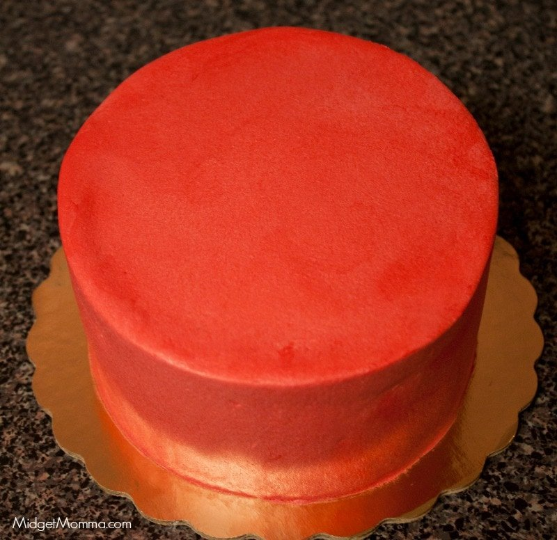 Homemade Cake With Jello Mix