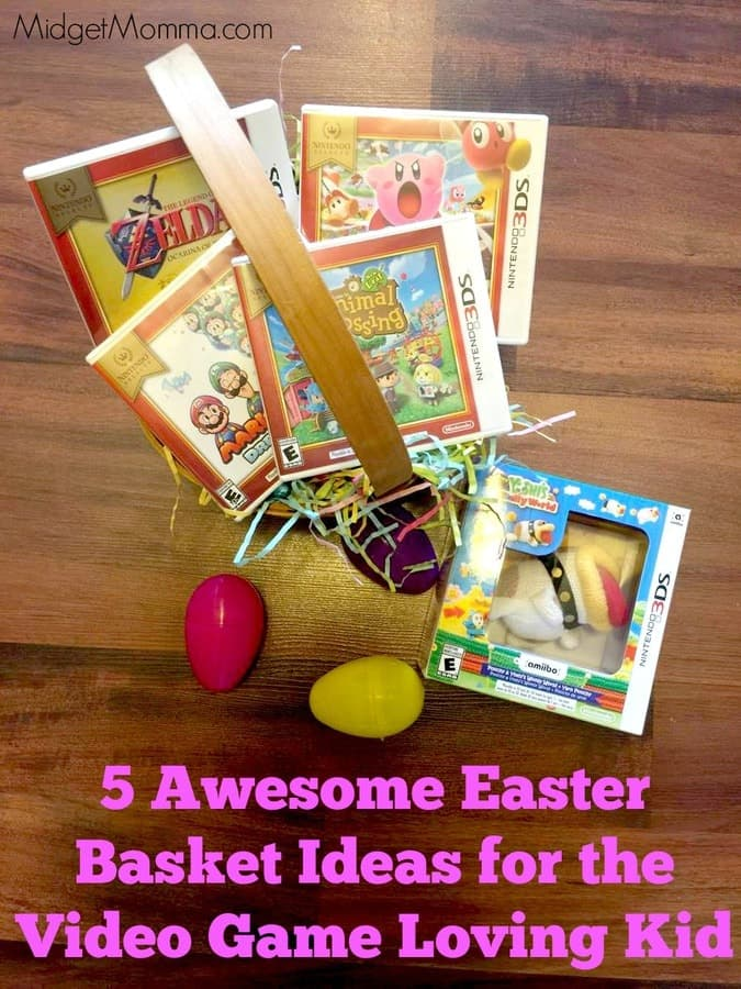 5 awesome easter basket ideas for the video game loving kid 5 awesome easter basket ideas for the video game loving kid midgetmomma negle Gallery