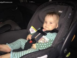 5 Reasons I love The Chicco Fit2 Infant and Toddler Car Seat + Giveaway!
