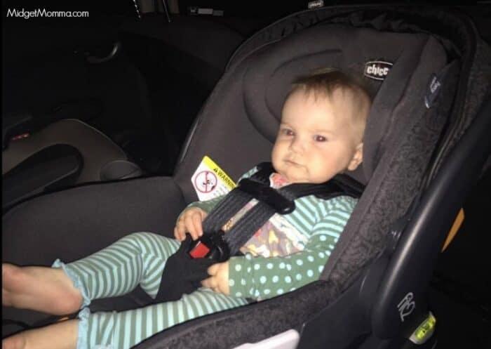 Toddler Car Seat Travel System