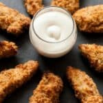 homemade chicken strips