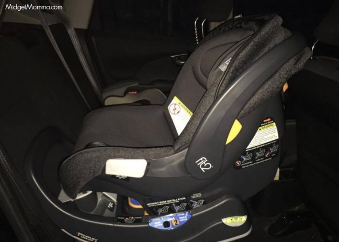 Forward Facing Car Seat Safety Reviews