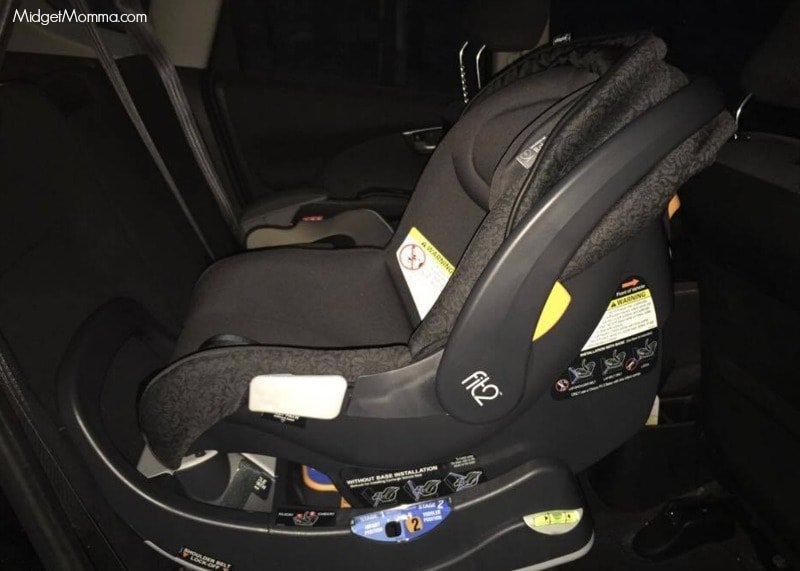 Car Seats Stages