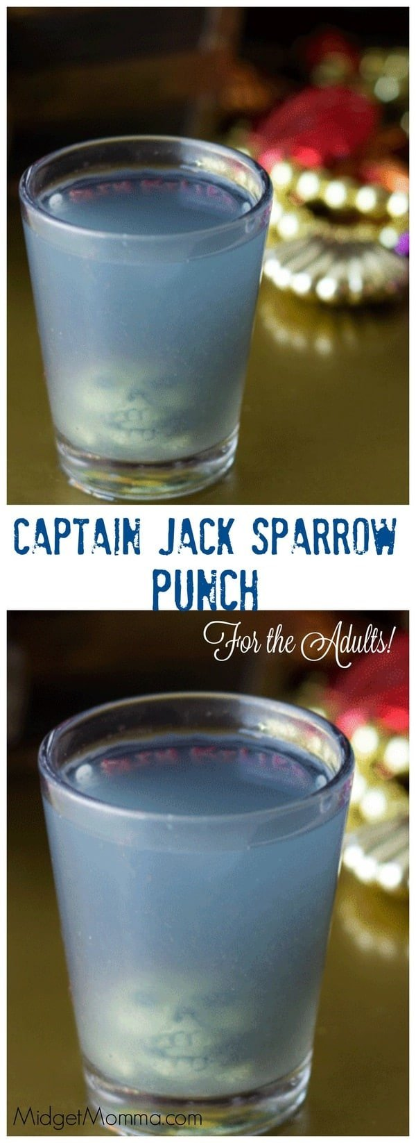 Captain Jack Sparrow Alcoholic Punch For Adults Midgetmomma