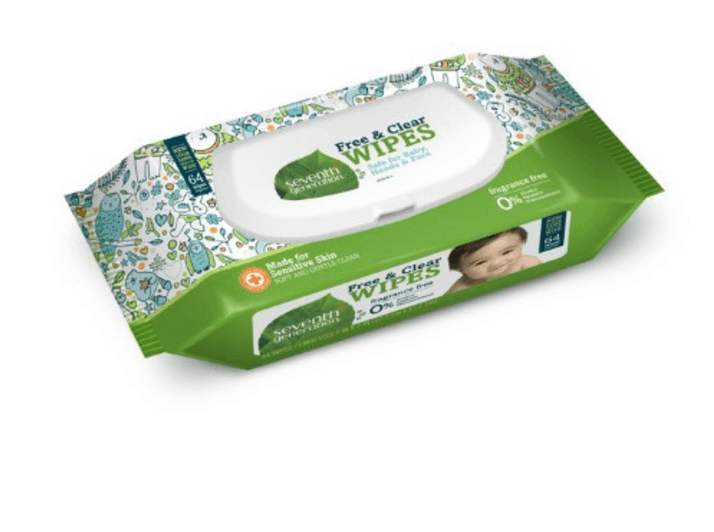 Seventh Generation Wipes Vs Huggies Natural