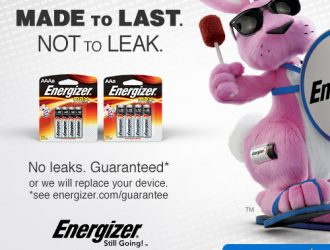 HUGE Savings on Energizer Max Batteries at Walmart! Get 2 8 Count Packs of AA for just $1.88!