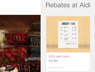 Save More Money at Aldi with Ibotta!!