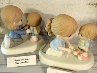 5 Precious Moments figures that are Perfect for Mother's Day!
