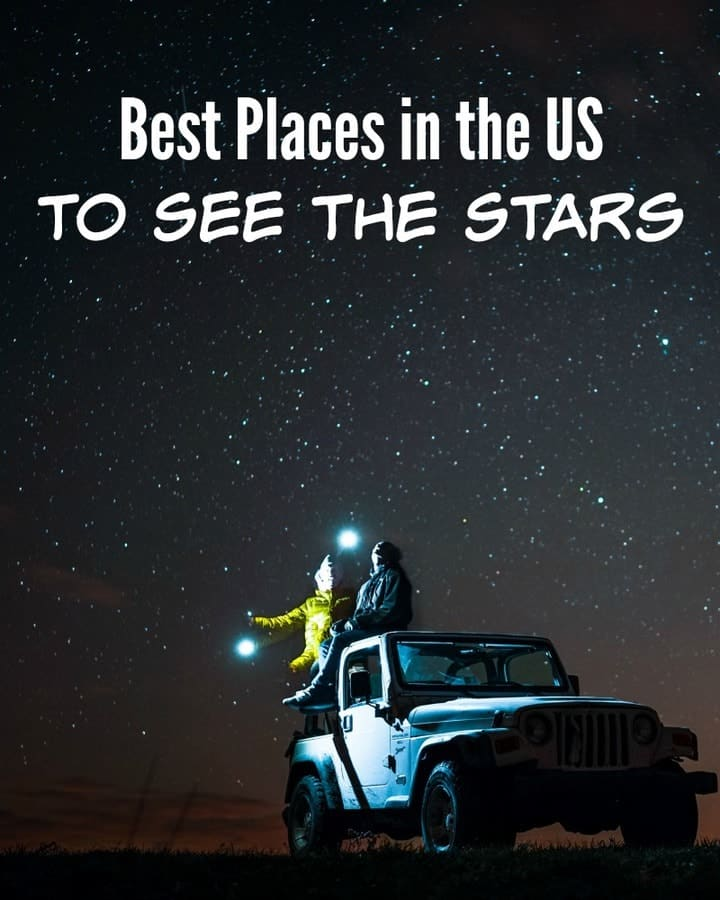 Best Places In The Us To See The Stars Midgetmomma