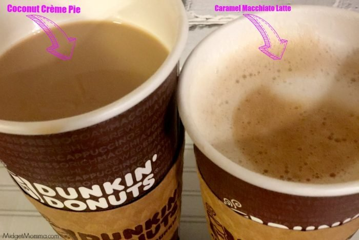 Dunkin Donuts Hot Chocolate Price Box