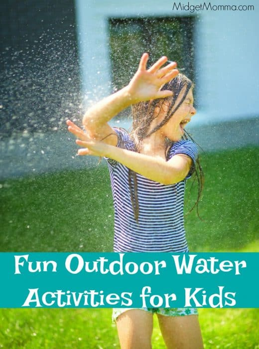 Fun Outdoor Water Activities for Kids
