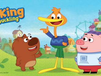P. King Duckling Is the Newest BIG THING on Disney Junior! + Win a P. King Duckling Gift Pack!