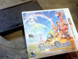 Ever Oasis Nintendo 3DS Game Giveaway