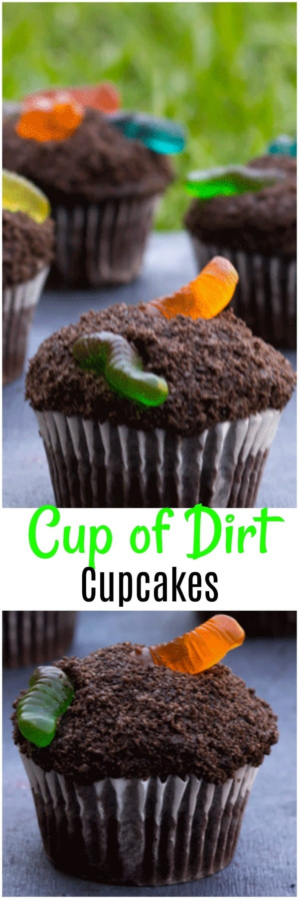 Car Cleaning Kit >> Fun for the Kids Cup Of Dirt Cupcakes • MidgetMomma