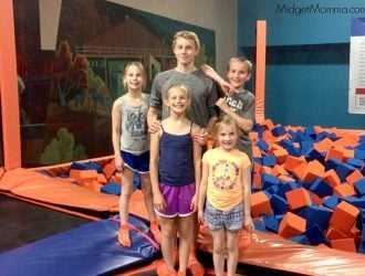 Sky Zone is the Perfect Place for Fun with Friends!