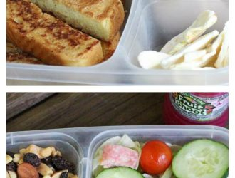 Easy Endless Possibilities Lunch Ideas! (Non Sandwich!)