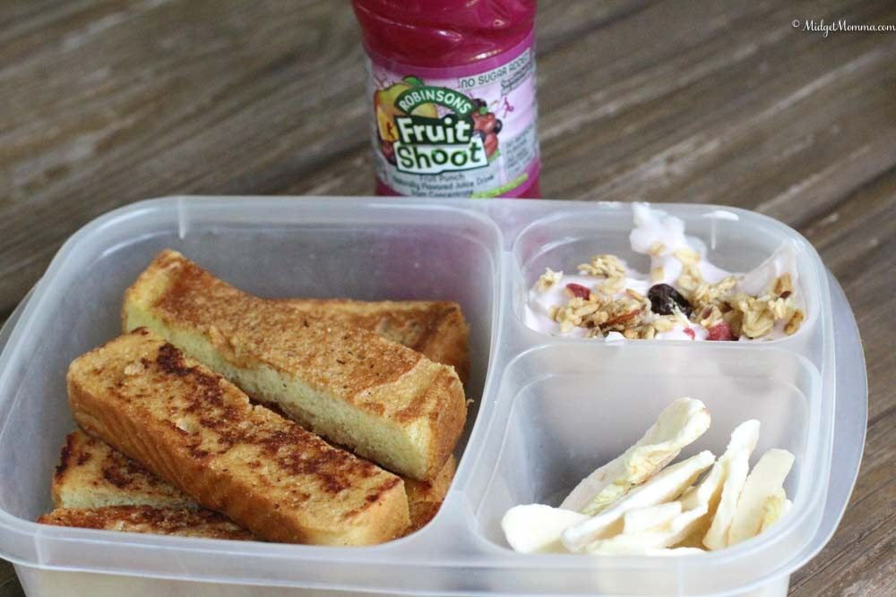 School Lunch Ideas