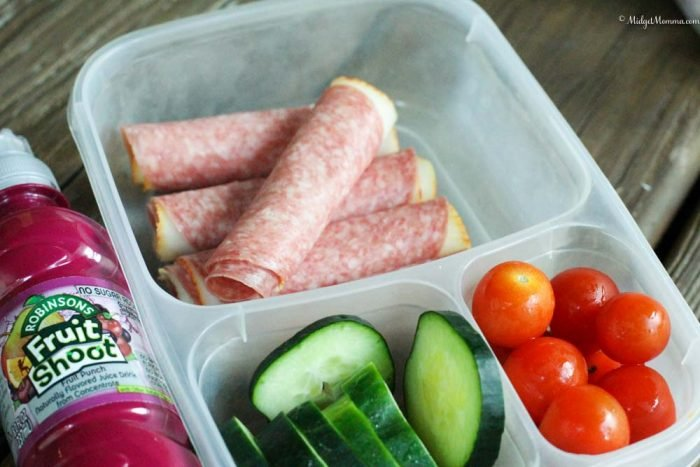 endless ideas for back to school lunches
