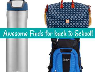 Awesome Finds for Back to School!