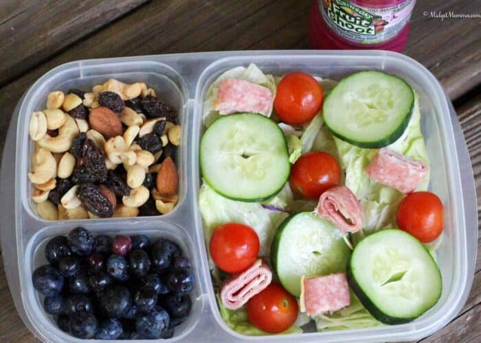 Endless Possibilities Lunch Ideas