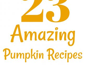 23 Amazing Pumpkin Recipes Perfect for Fall