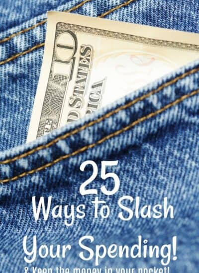 Easy Ways to Save Money