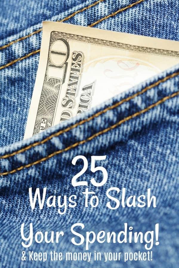 31 Ways To Save 100 Or More Per Year 25 Ways To Slash