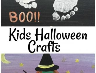 Halloween Crafts for kids That Mom will Love too!