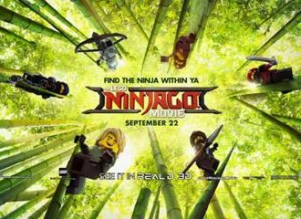 The LEGO NINJAGO Movie Is Coming to theaters soon!!! + $50 Fandango GiftCard Giveaway!