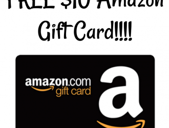 YOU GOTTA GRAB IT DEAL! FREE $10 Amazon Credit with FREE Amazon Music Unlimited Trial