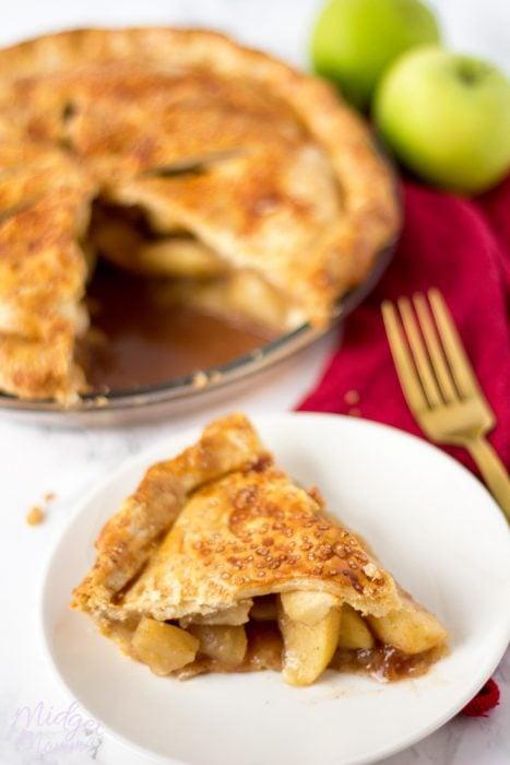 how to cook costco lattice apple pie