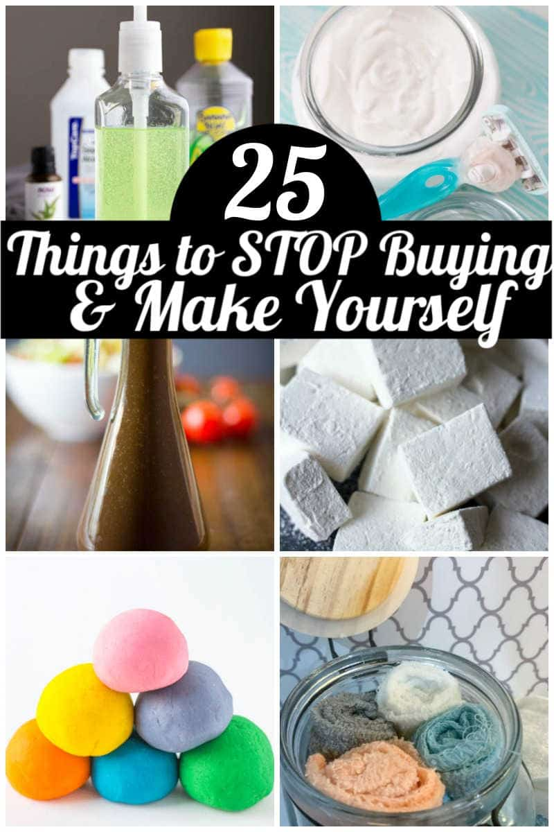 things to make yourself